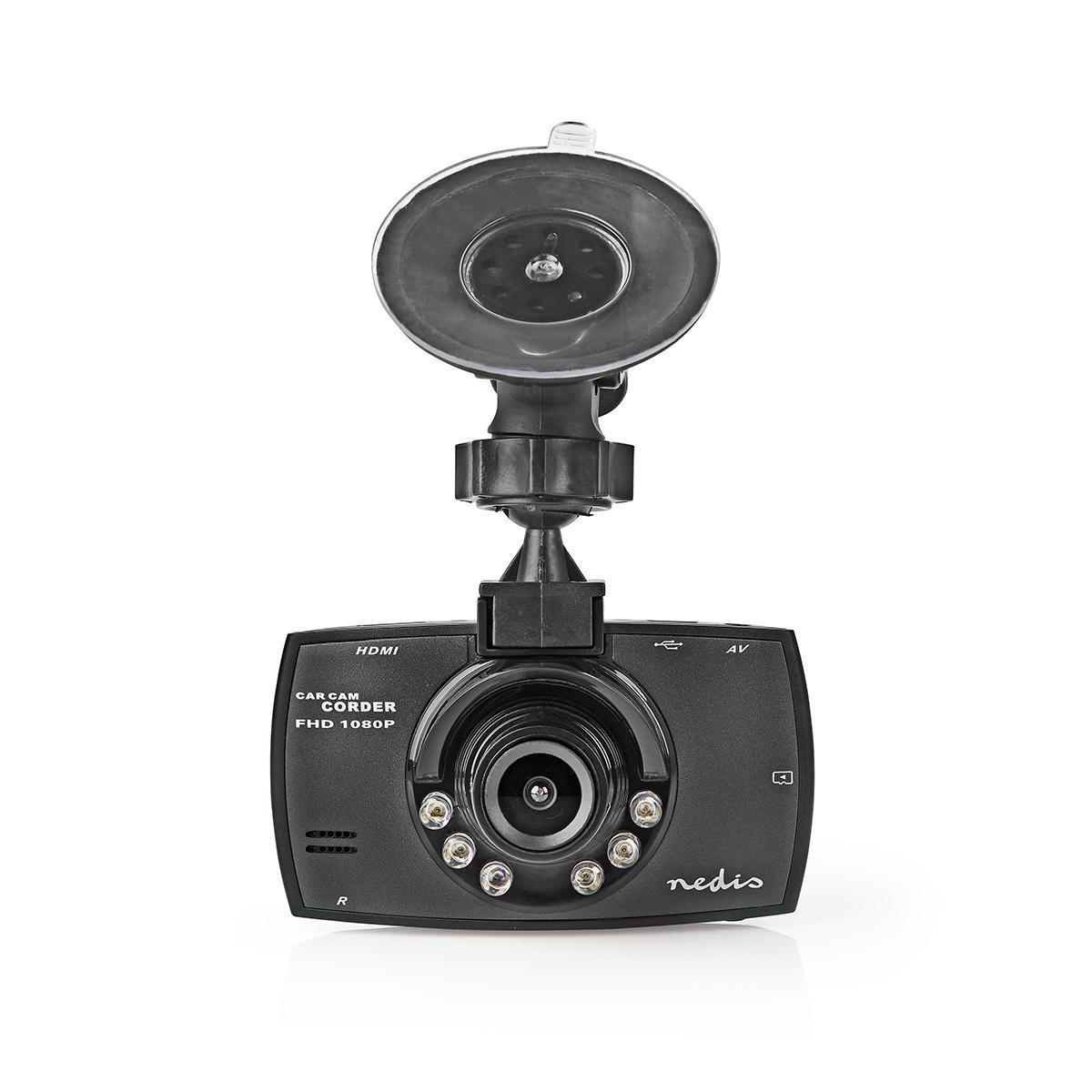 Nedis DCAM11BK autós kamera