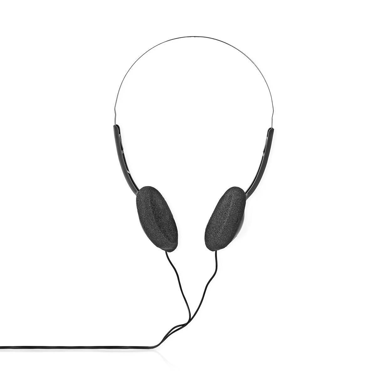 Nedis HPWD1101BK fülre illeszkedő fejhallgató