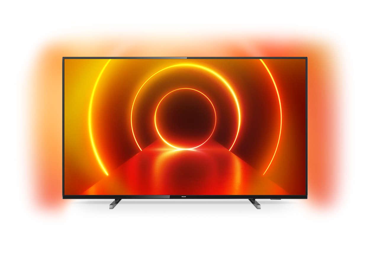 Philips 55PUS7805/12 4K UHD LED Smart TV