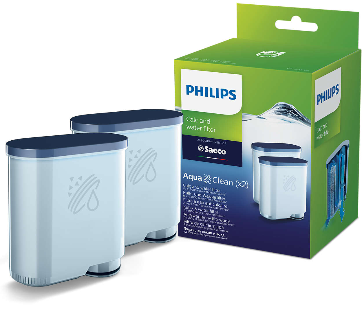 Philips CA6903/22 AquaClean filter szett