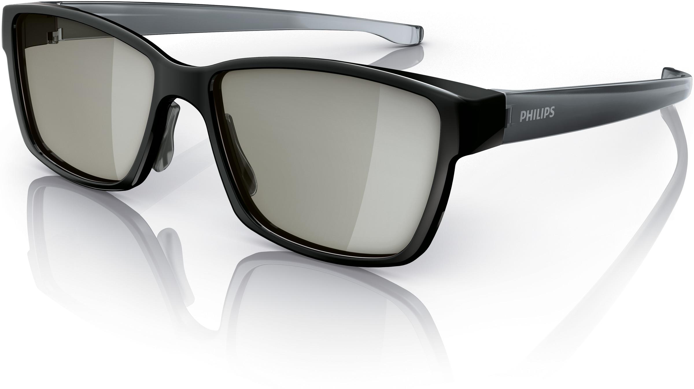 Philips PTA416 passzív 3D szemüveg