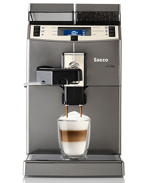 Saeco RI9851/01 Lirika automata kávéfőző