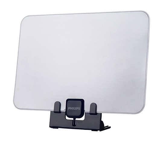 Philips SDV5231/12 Papírvékony antenna