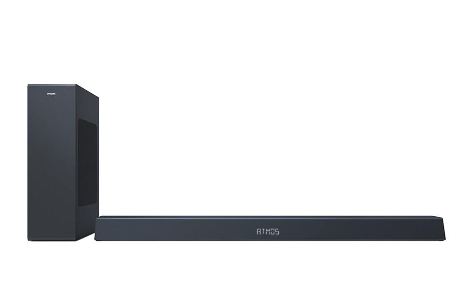 Philips TAB8405/10 2,1 csatornás soundbar, vezeték nélküli mélynyomóval