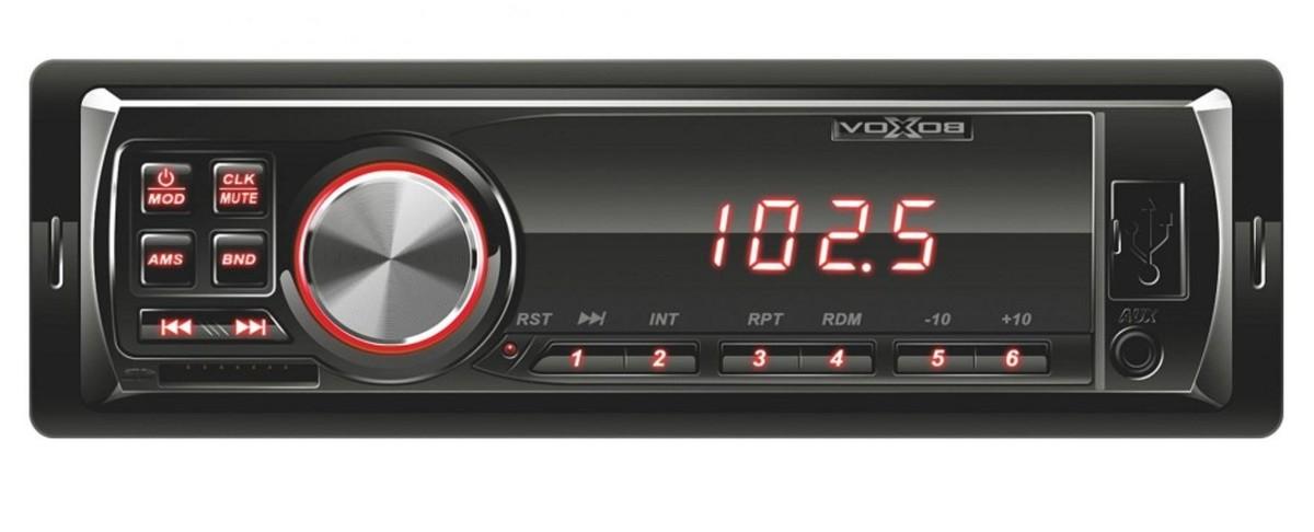 SAL VBT 1000/RD autórádió és MP3 lejátszó