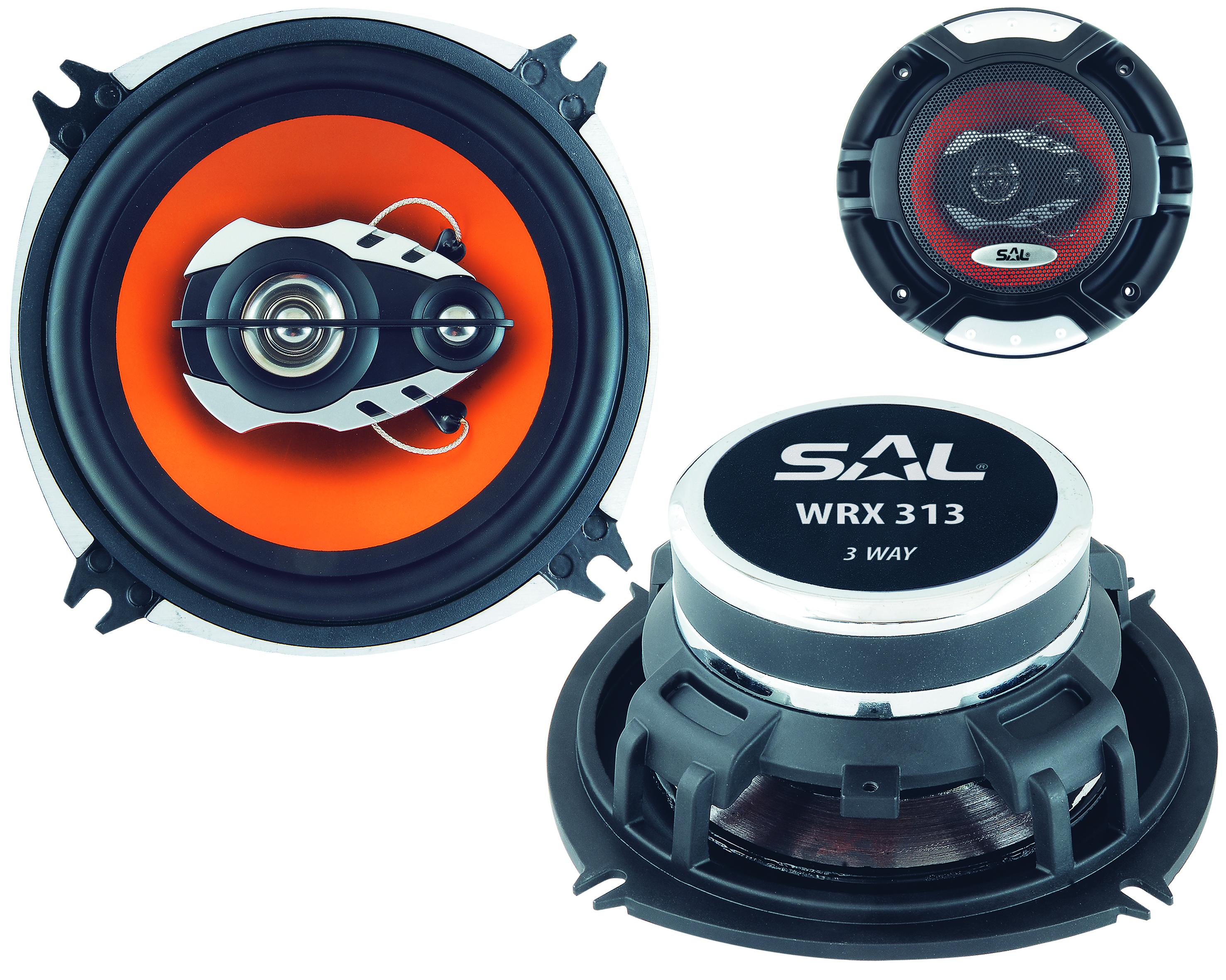 SAL WRX 313 autóhangszóró-pár