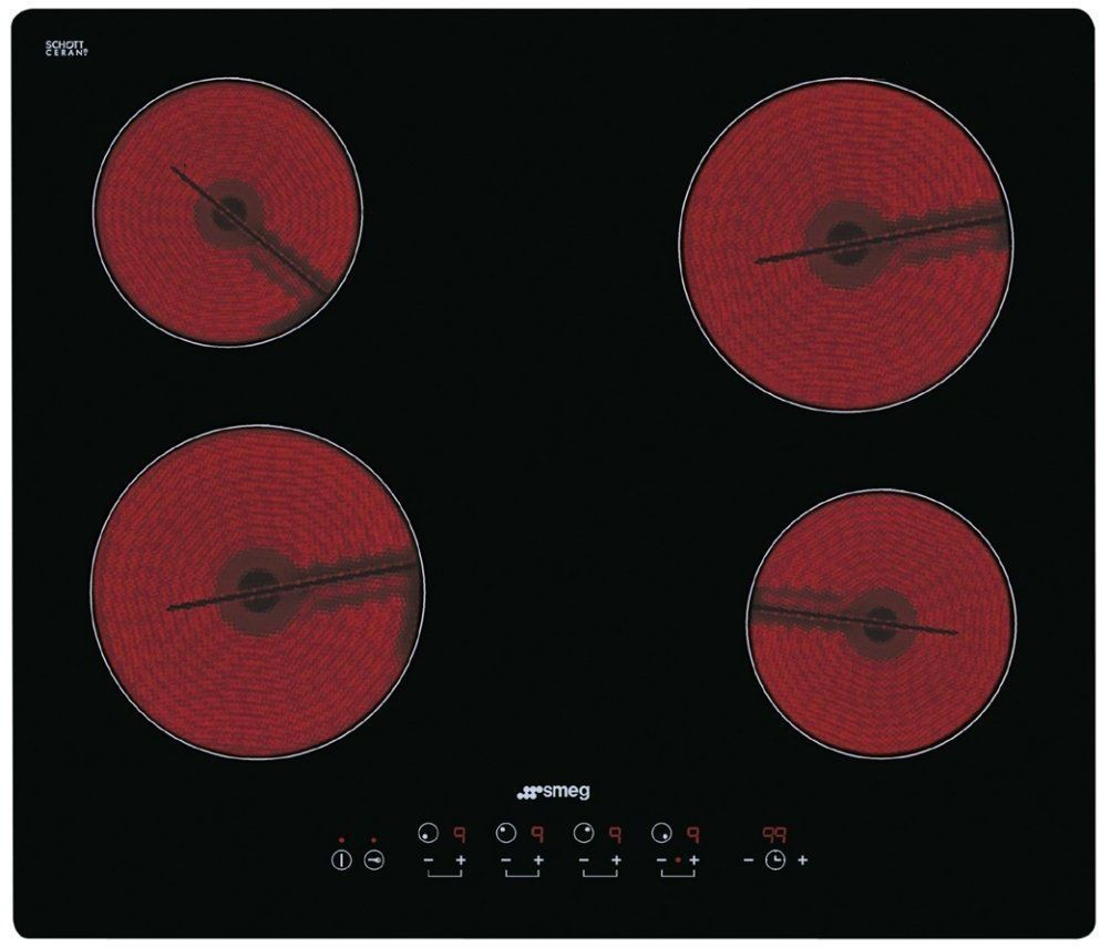 SMEG SE364TD LINEA/UNIVERSAL kerámia főzőlap