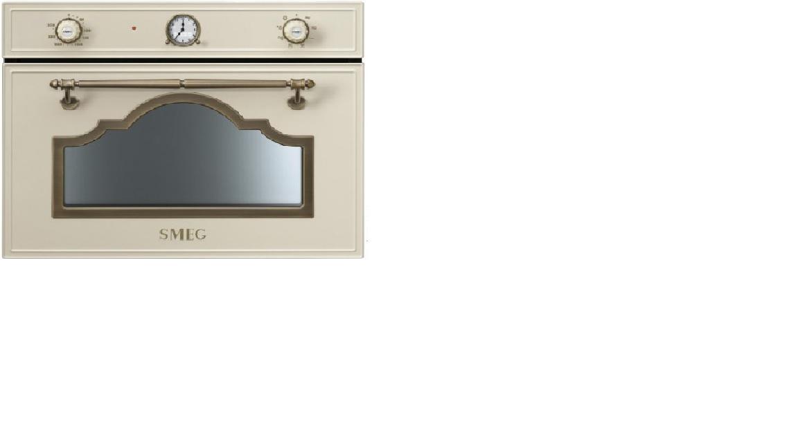 SMEG SF4750MPO Cortina beépíthető mikrohullámú sütő