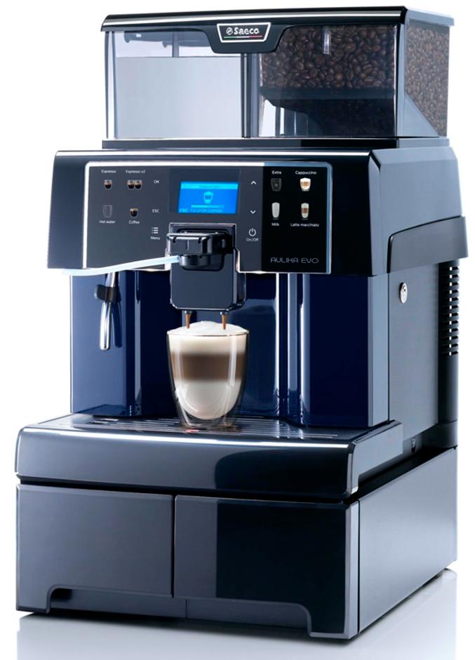 Saeco AULIKA TOP EVO HSC automata kávéfőző