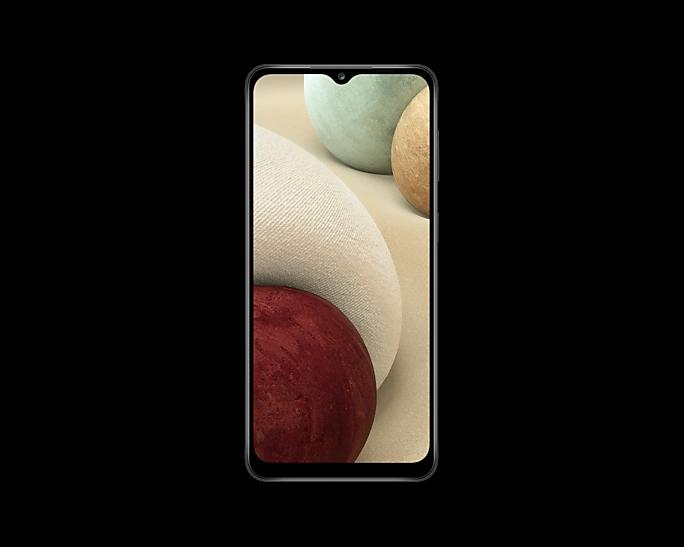 Samsung A125F GALAXY A12 DS 32GB, BLACK mobiltelefon