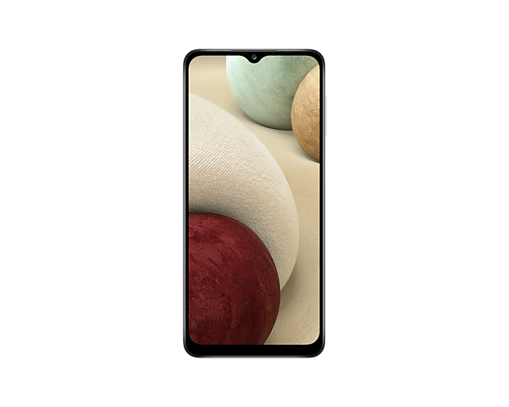 Samsung A125F GALAXY A12 DS 32GB, WHITE mobiltelefon