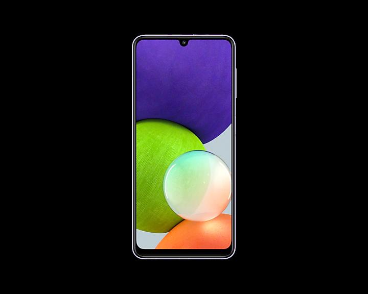 Samsung A225F GALAXY A22 LTE DS, LIGHT VIOLET mobiltelefon