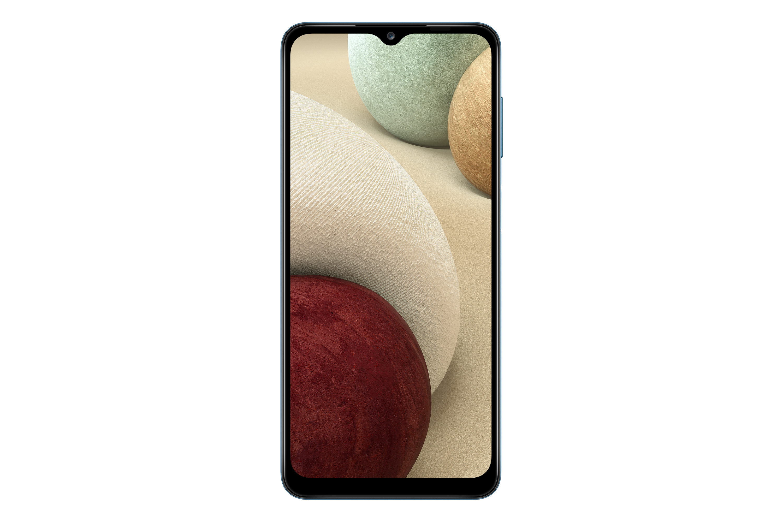 Samsung Galaxy A12 DS mobiltelefon, 64GB, kék (SM-A125FZBVEUE)