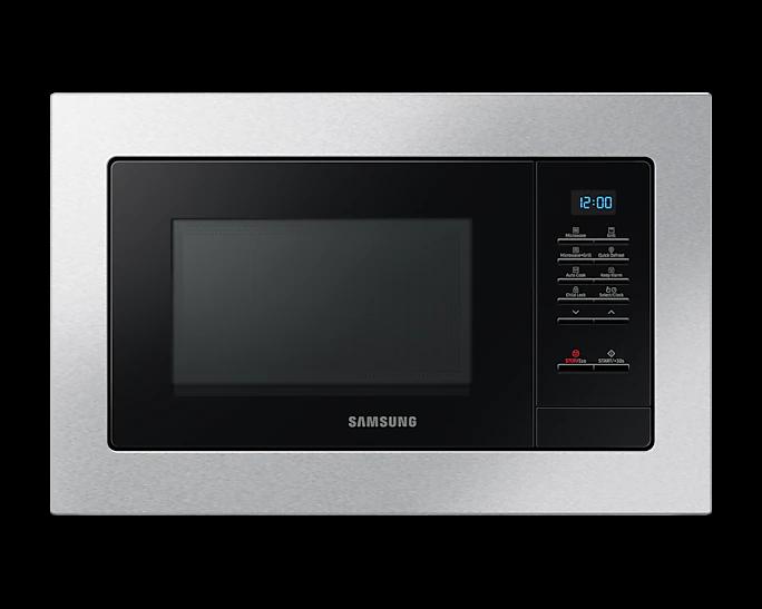 Samsung MG23A7013CT/EO beépíthető mikrohullámú sütő
