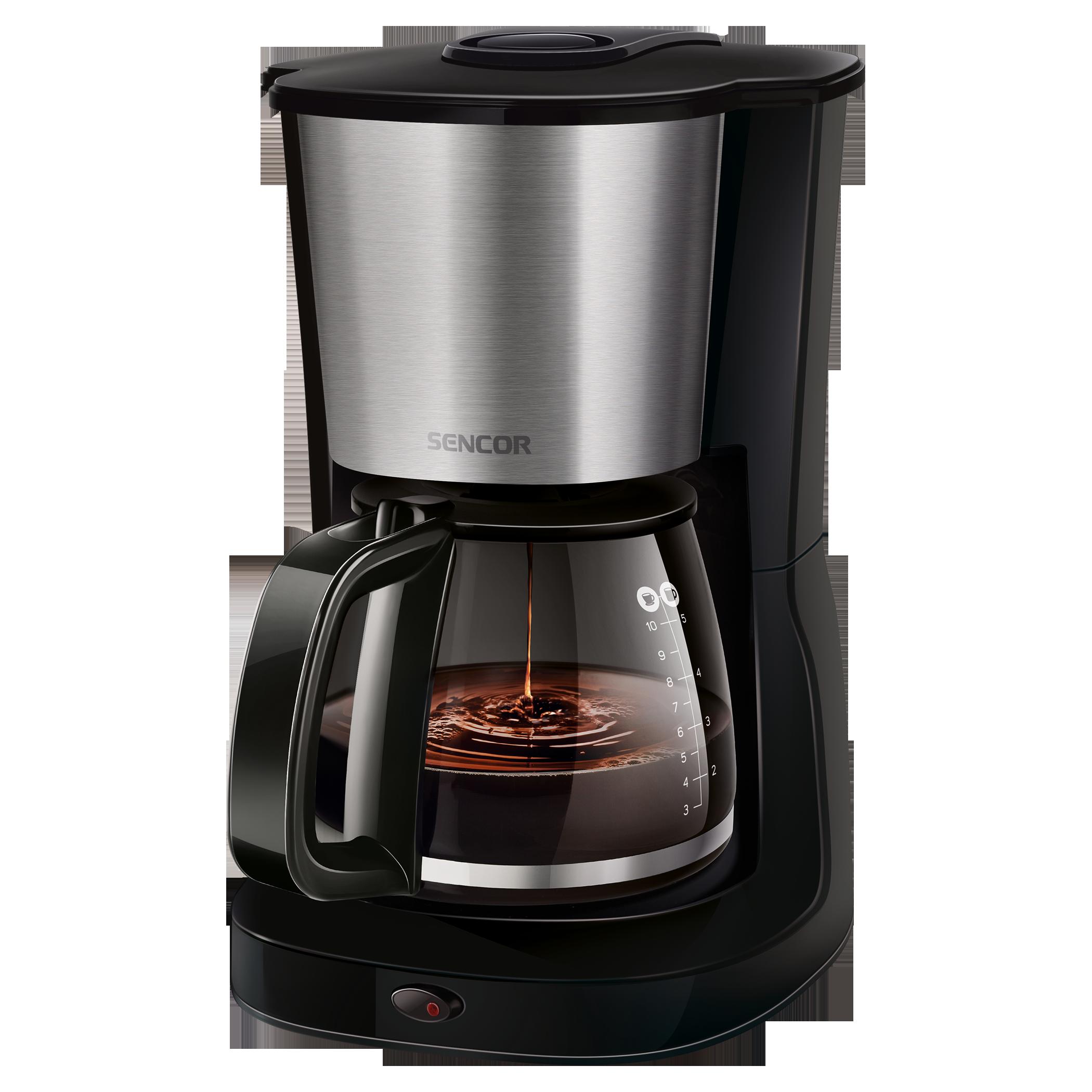 Sencor SCE3050SS Kávéfőzőgép