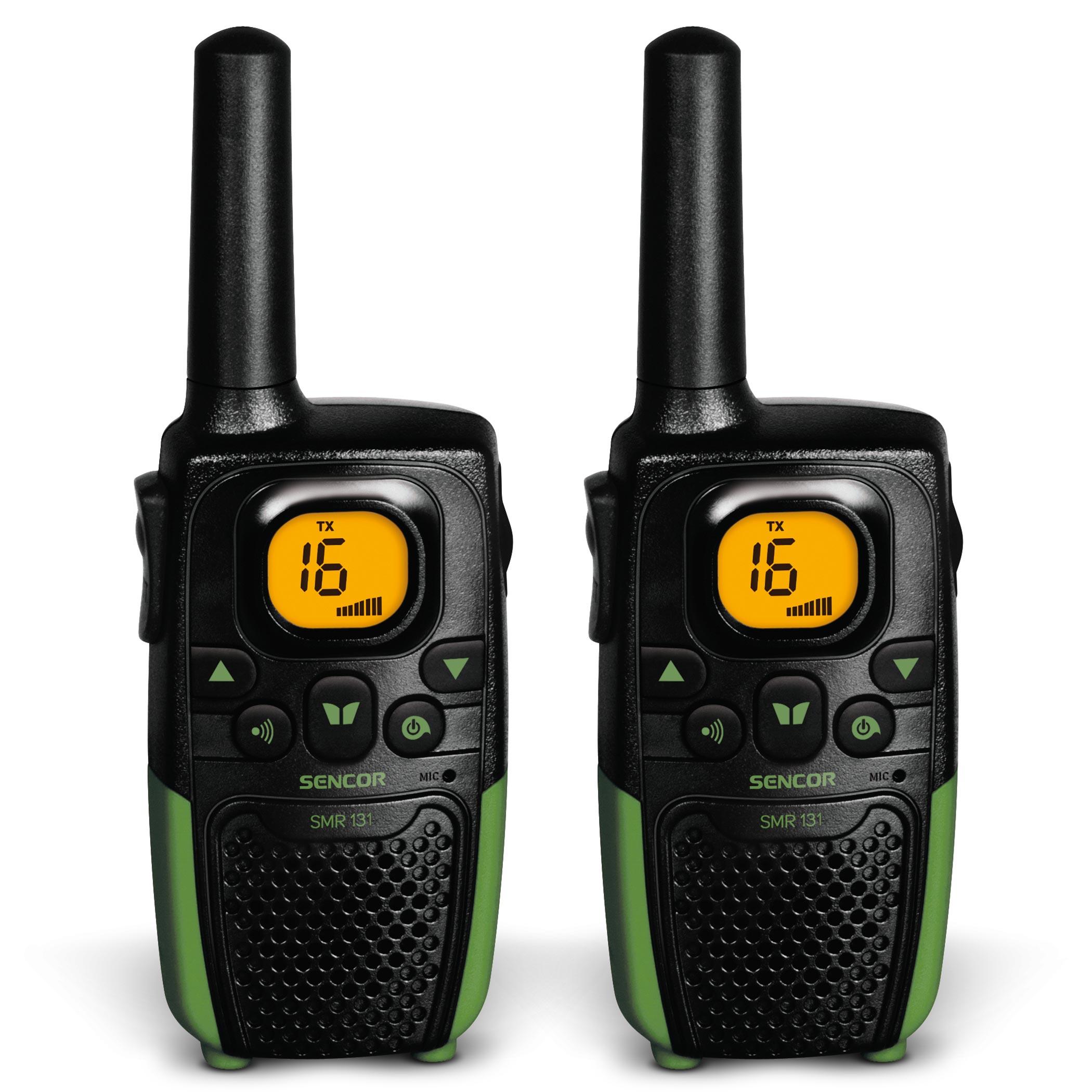 Sencor SMR131 walkie talkie
