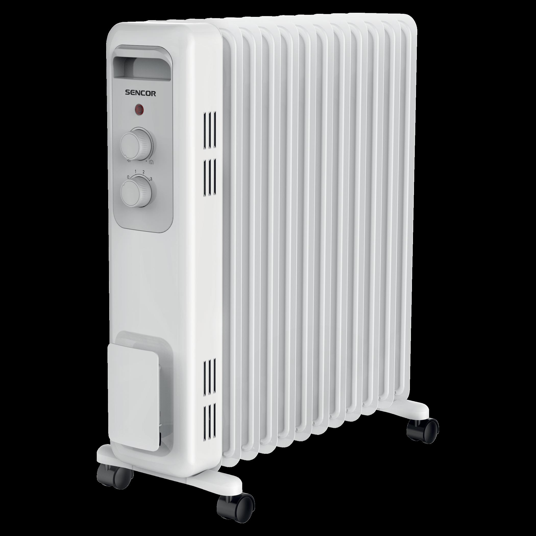 Sencor SOH3211WH elektromos olajradiátor