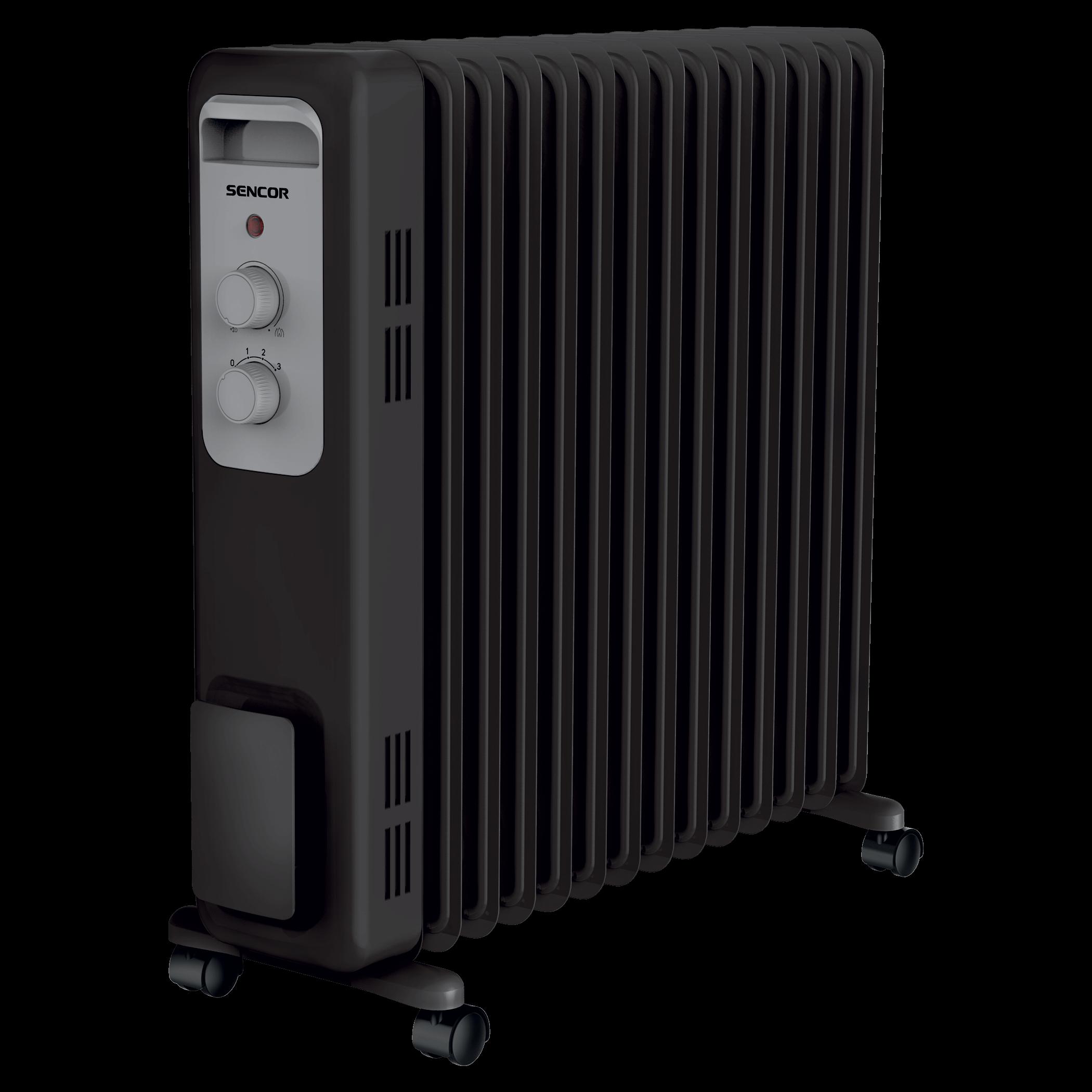 Sencor SOH3313BK elektromos olajradiátor
