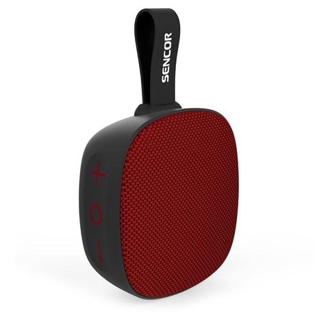Sencor SSS 1060 NYX mini red bluetooth hangszóró