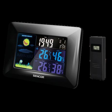 Sencor SWS4250 időjárás állomás