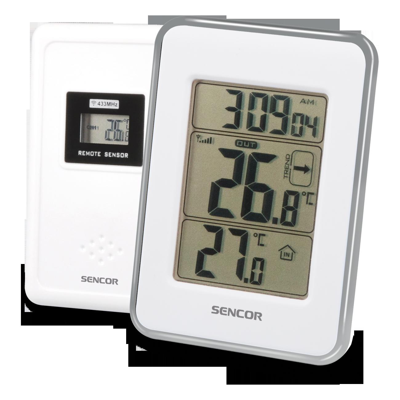 Sencor SWS25WS időjárás állomás