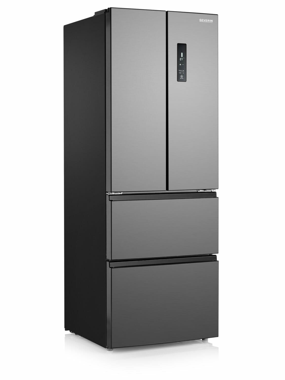 Severin FRD8994 Francia ajtós hűtőszekrény