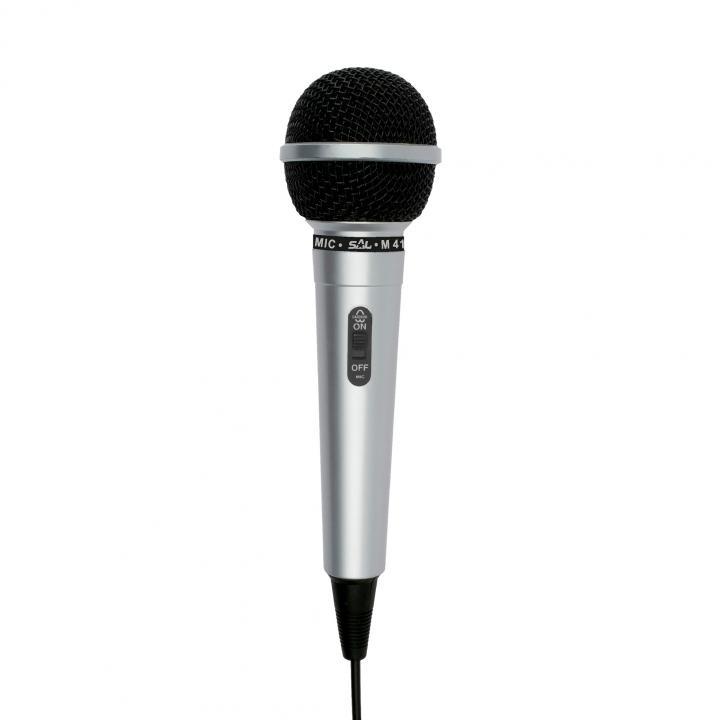 SAL M 41 mikrofon, kézi
