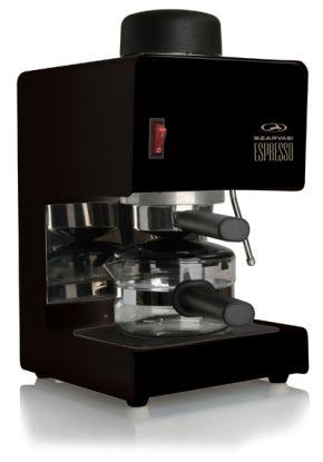 Szarvasi SZV-611 Eszpresszó kávéfőző, fekete