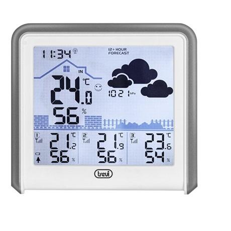 Trevi ME 3P80 RC időjárás állomás