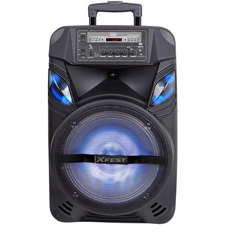 Trevi XF 1200 KB Boombox bluetooth hangszóró karaoke funkcióval