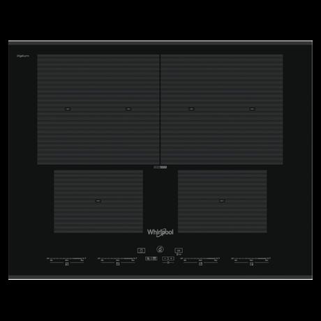 Whirlpool SMO654OF/BT/IXL beépíthető elektromos főzőlap