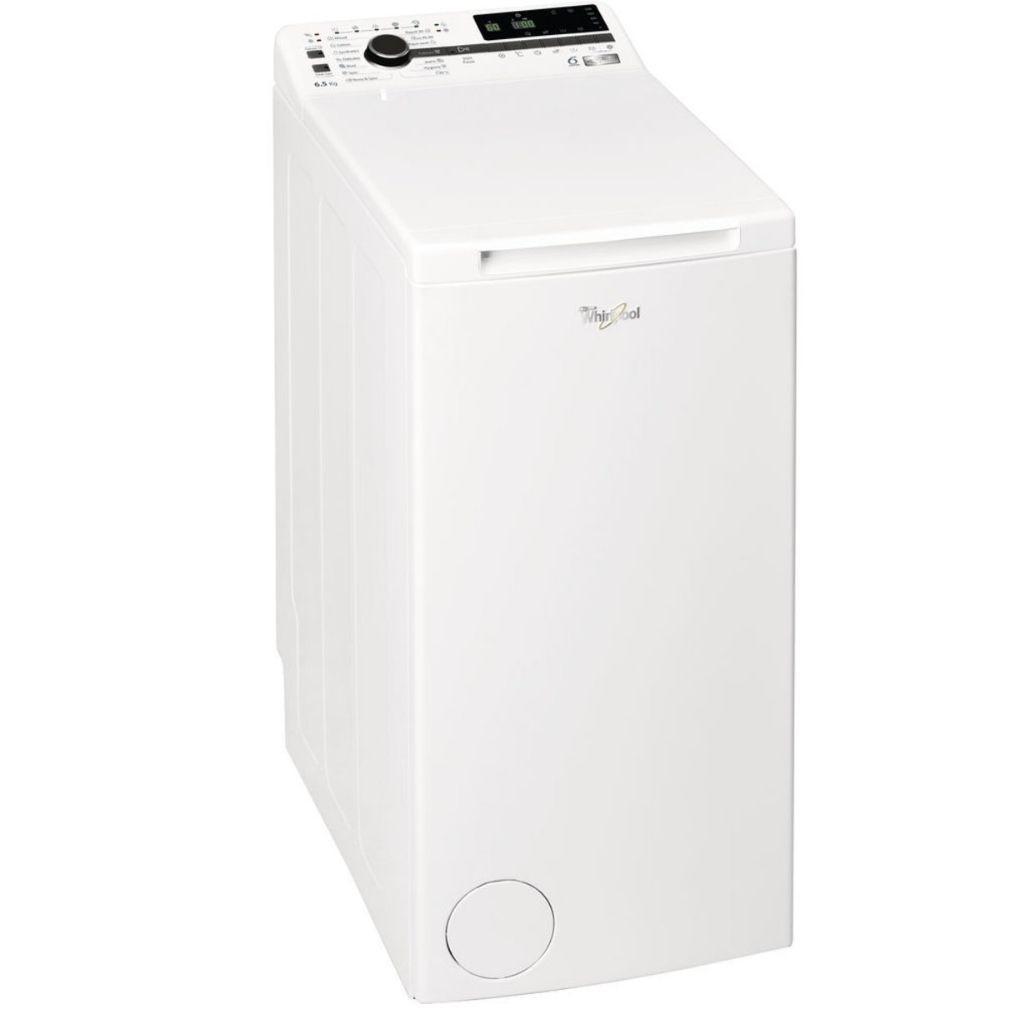 Whirlpool TDLRB 65242BS EU/N felültöltős mosógép