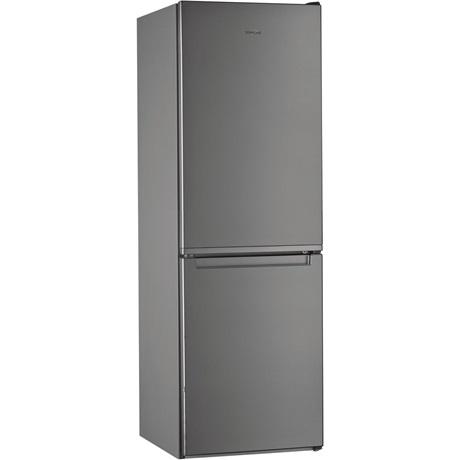 Whirlpool W5721EOX2 alulfagyasztós hűtőszekrény