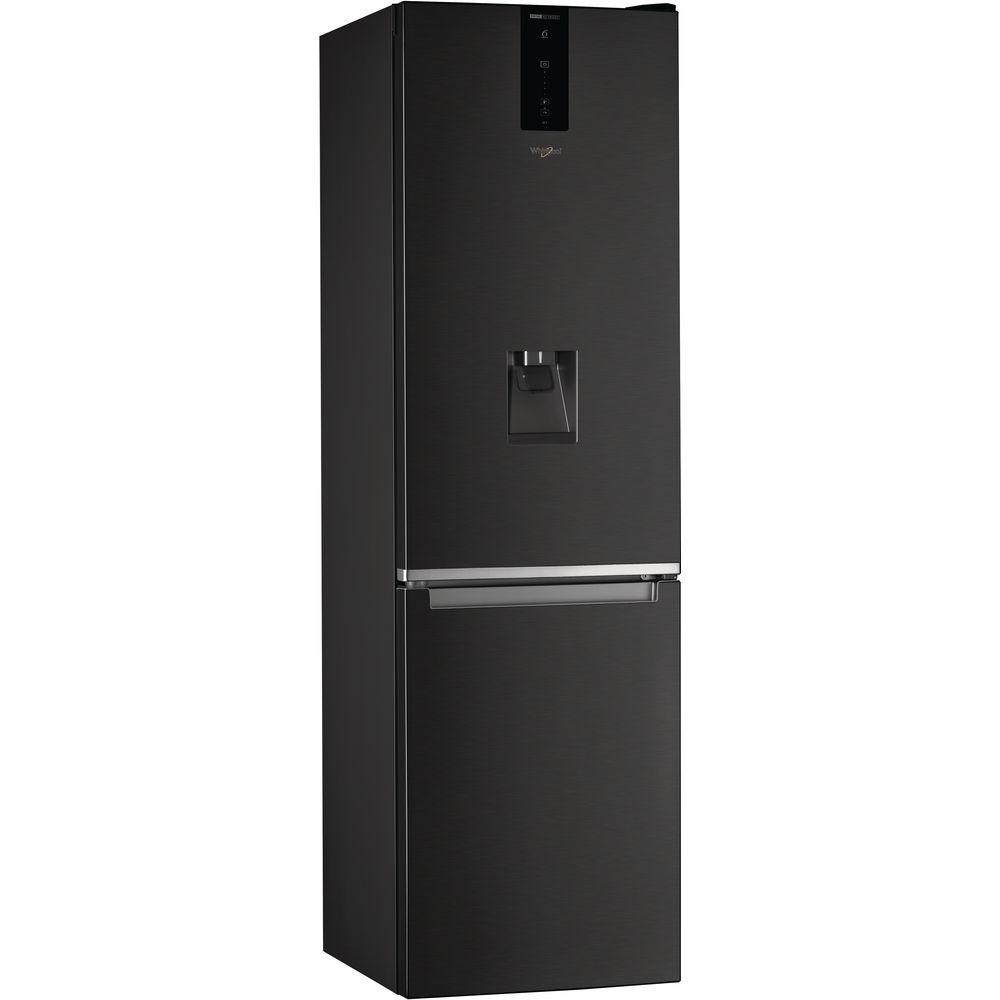 Whirlpool W7921OKAQUA alulfagyasztós hűtőszekrény