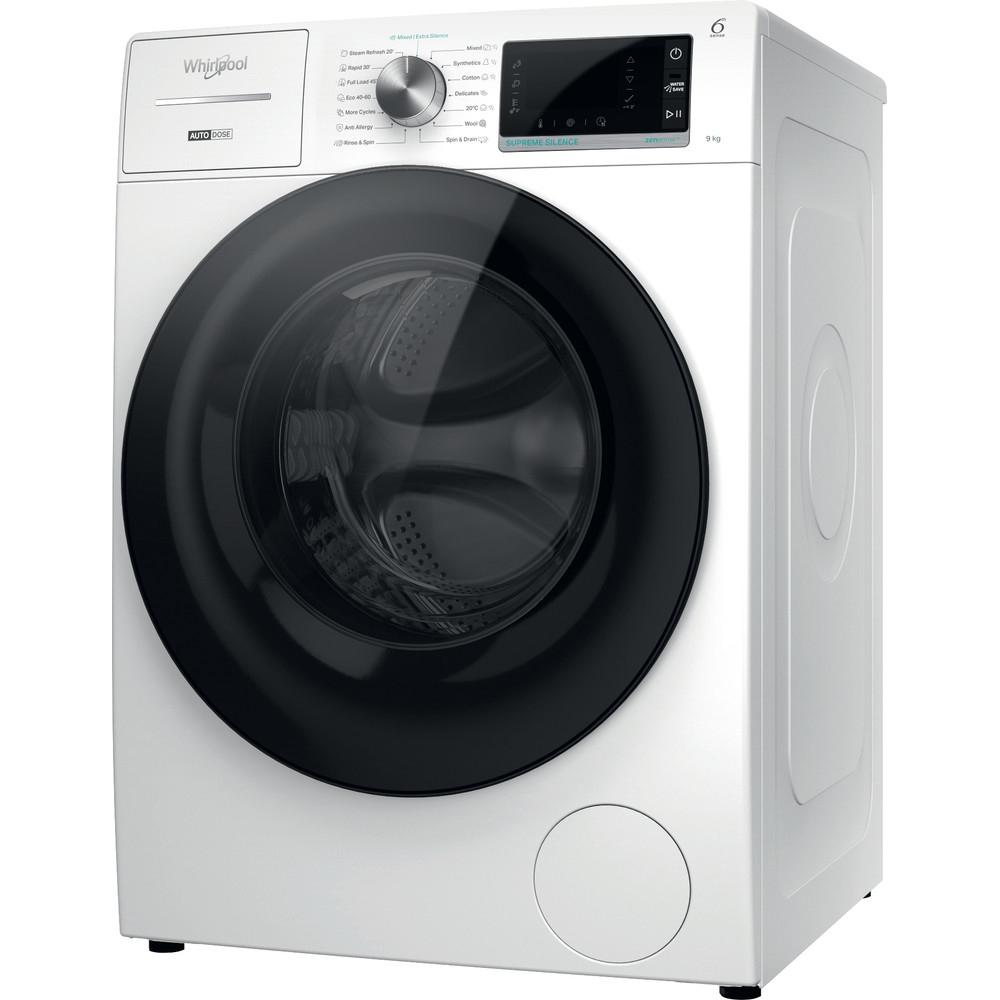 Whirlpool W8W946WBEE elöltöltős mosógép