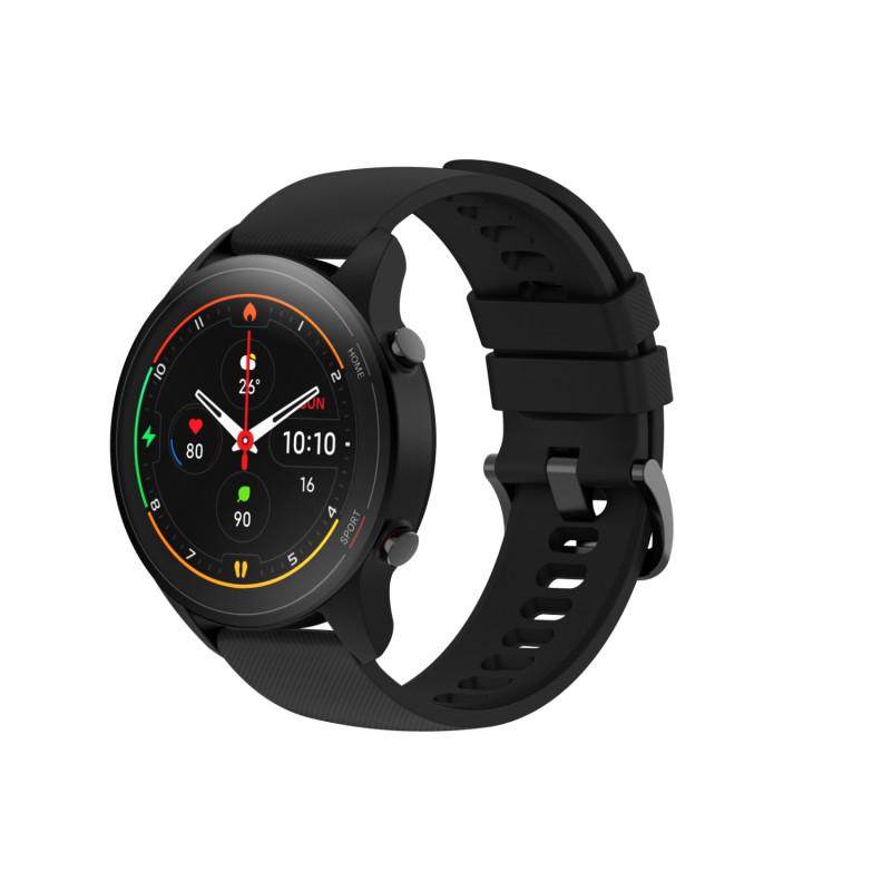 Xiaomi Mi Watch Sport okosóra, fekete (BHR4550GL)