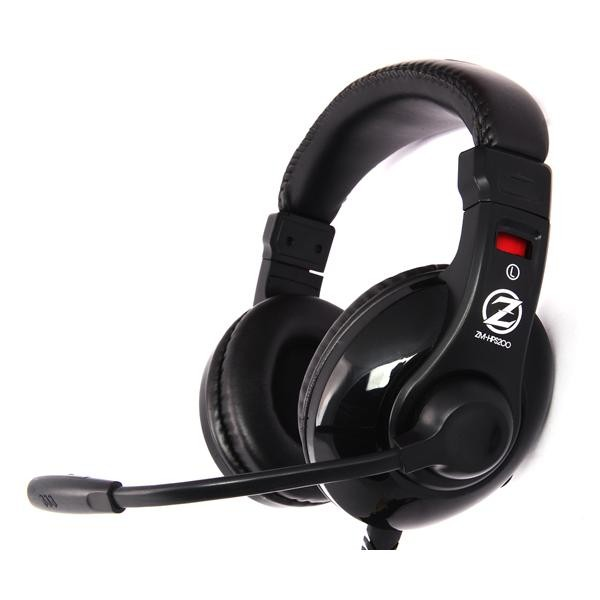 Zalman ZM-HPS200 Gaming mikrofonos fejhallgató