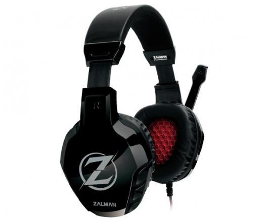 Zalman ZM-HPS300 Mikrofonos fejhallgató