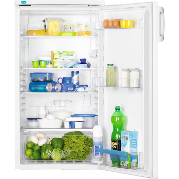 Zanussi ZRAN20FW egyajtós hűtőszekrény