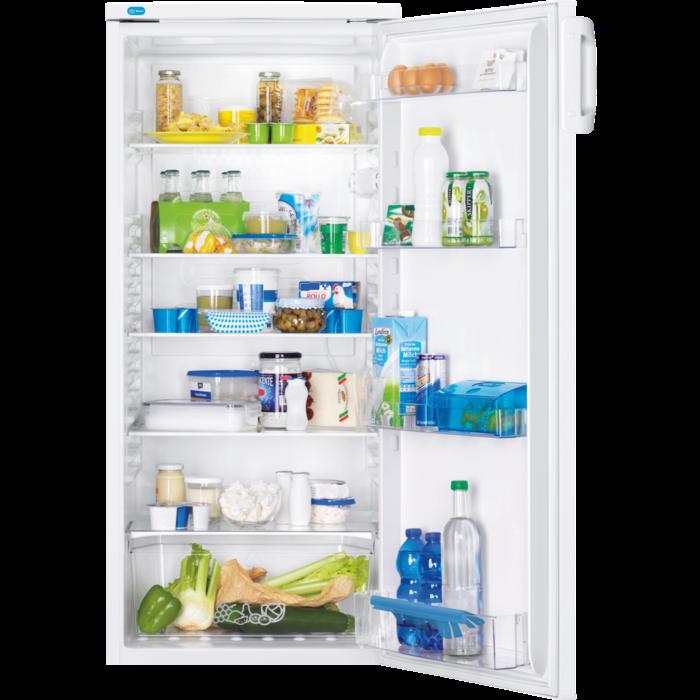 Zanussi ZRAN24FW egyajtós hűtőszekrény
